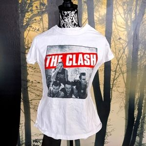 The Clash Tee